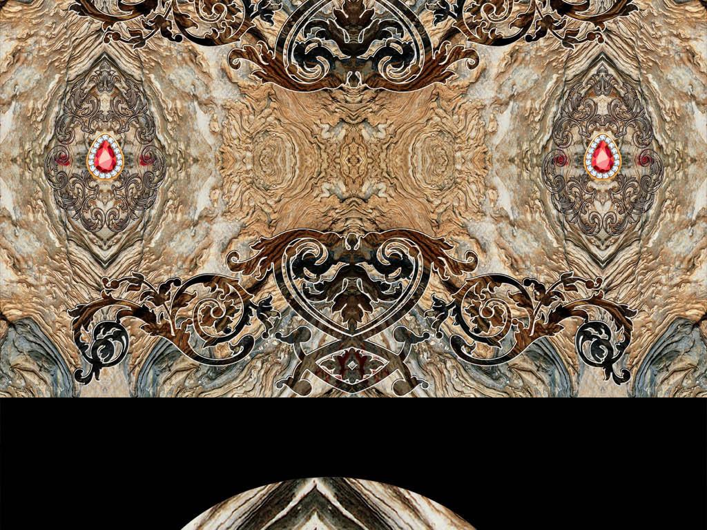 欧式皇室飞花皇室皇室背景背景欧式石材背景墙石材浮雕石材背景墙雕刻图片
