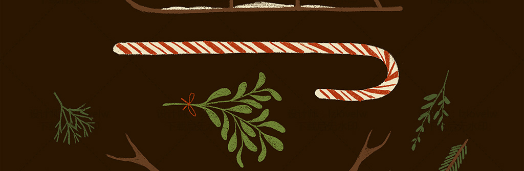 板报素材漂亮圣诞节素材复古素材手绘复古复古手绘手绘素材素材精选底
