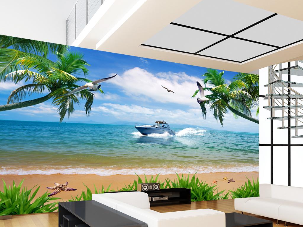 墙中式背景墙手绘背景墙玉雕背景墙电视背景墙壁画
