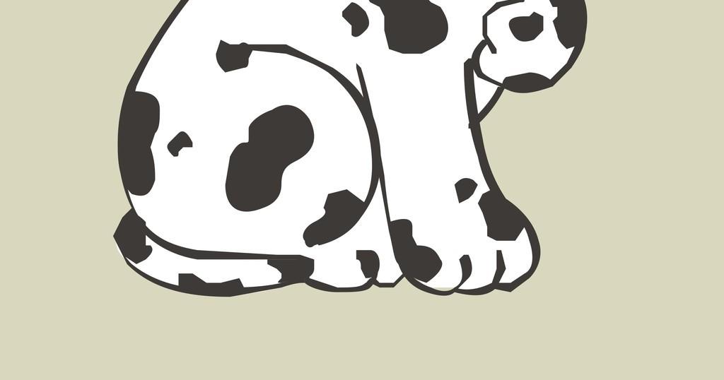 卡通图案矢量人物卡通动物涂鸦图案手绘图案设计抽象