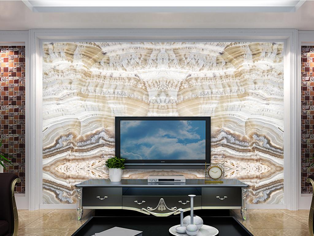 3d水晶玉石电视背景墙欧式花纹图片