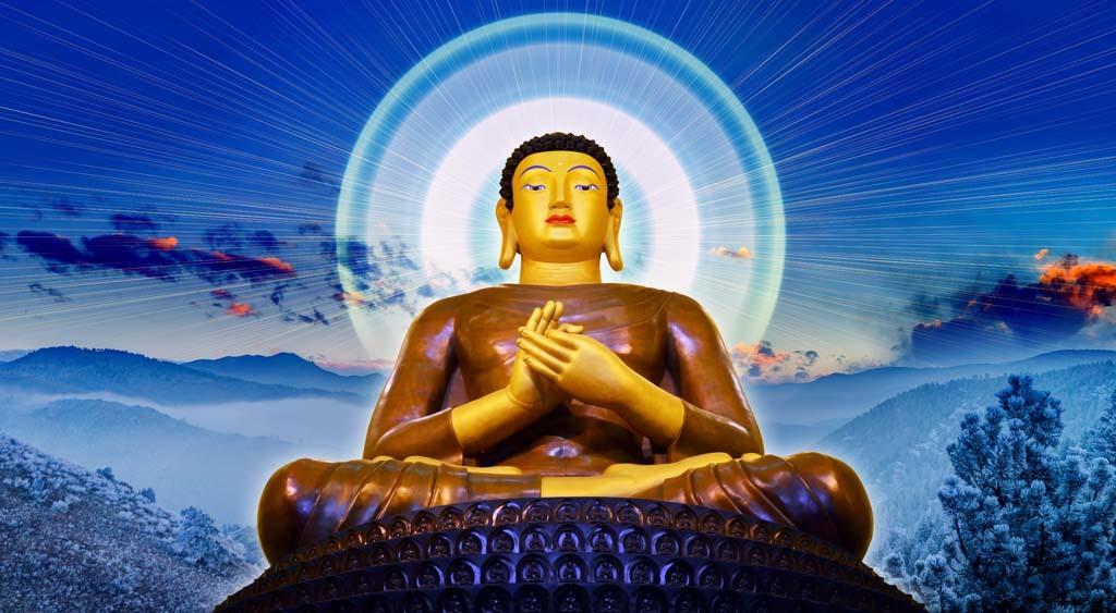 位图, rgb格式高清大图,使用软件为佛教如来佛祖