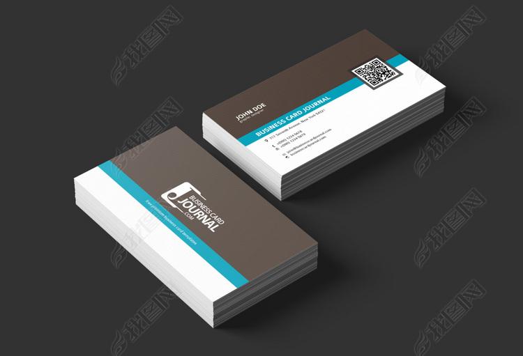 国外商务风格名片设计商务风格名片设计