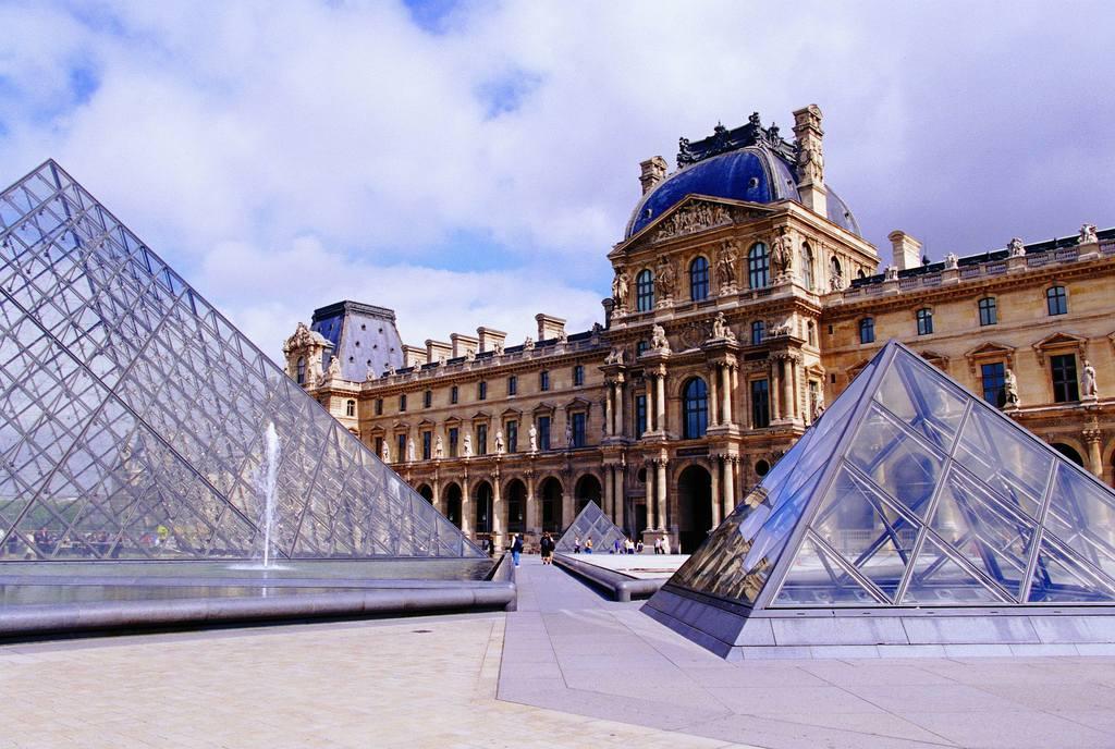 著名城市古老建筑世界景观欧洲建筑