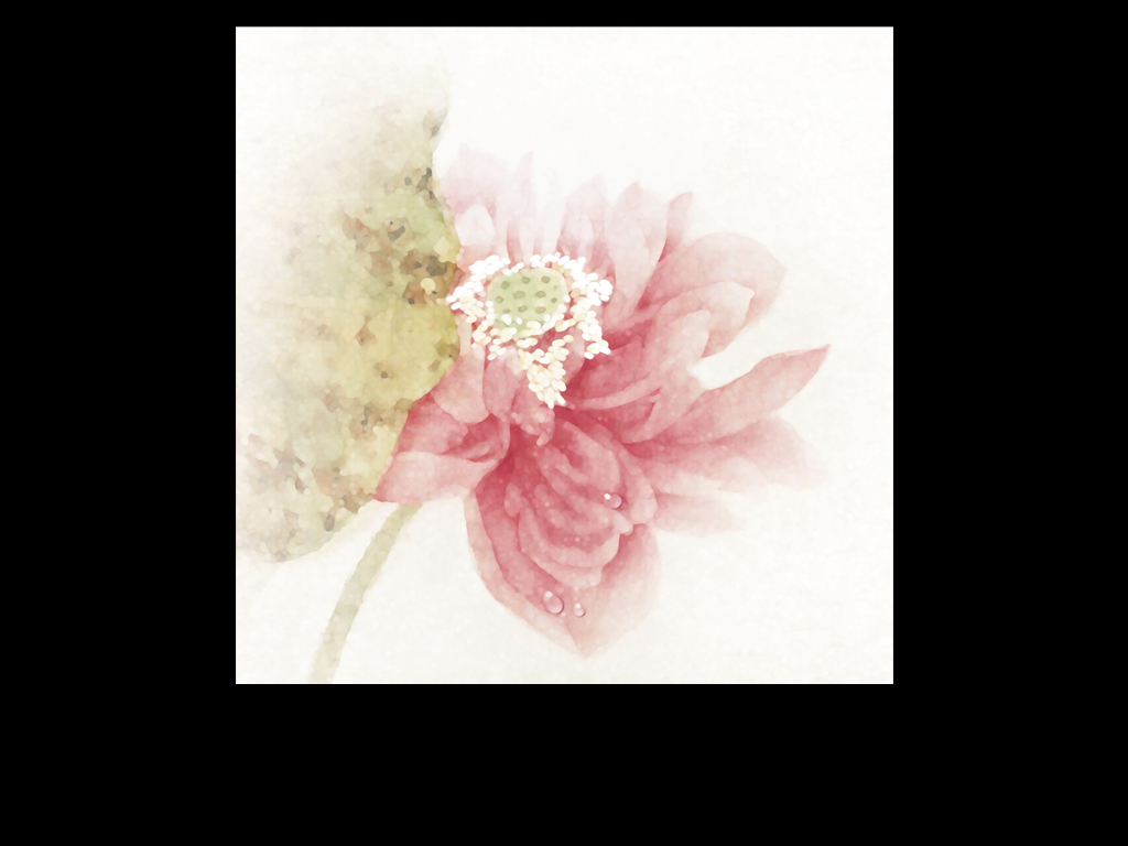 装饰画 北欧装饰画 植物花卉装饰画 > 小清新水彩手绘风格简约装饰画