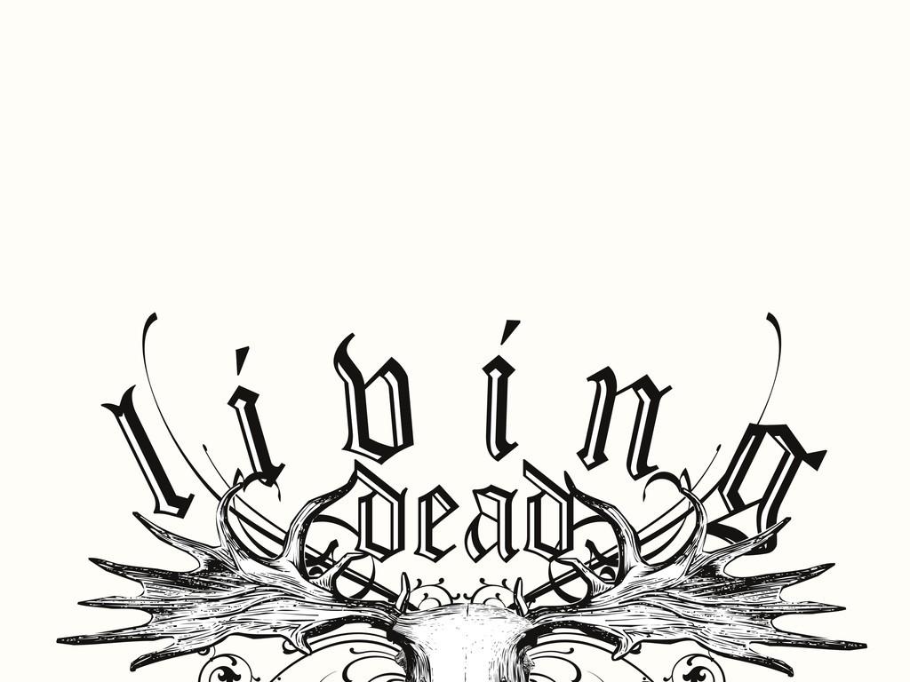 纹欧式徽章企业学校运动会-欧美风格装饰画 简笔画 速写 热带小屋