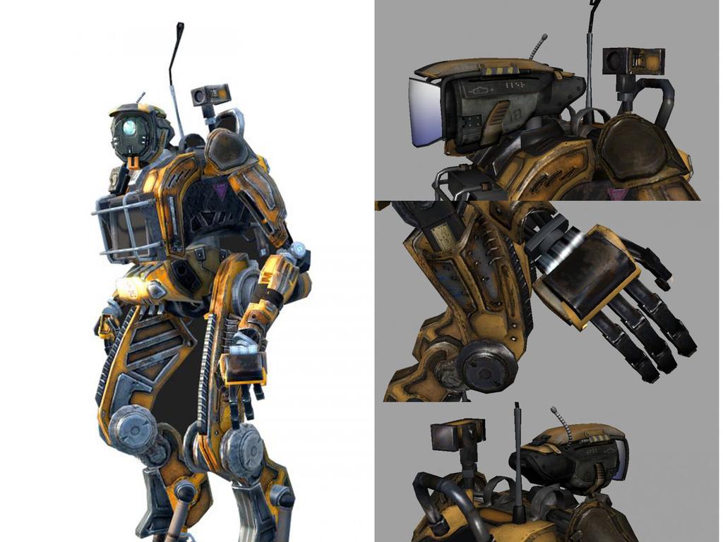 未来机器人潜水机器人