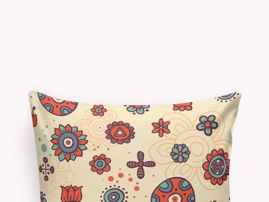 包包手绘图彩色