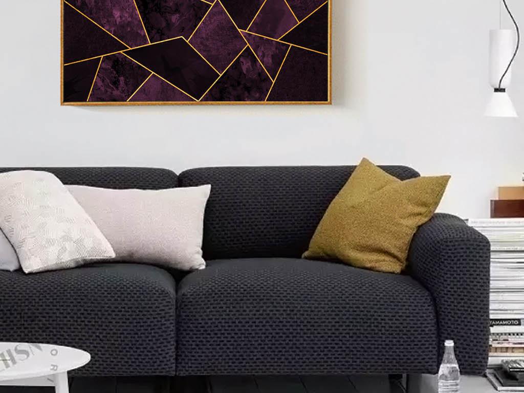 有框画无框画极简黑白装饰画餐厅挂画卧室画抽象创意单幅装饰画咖啡图片
