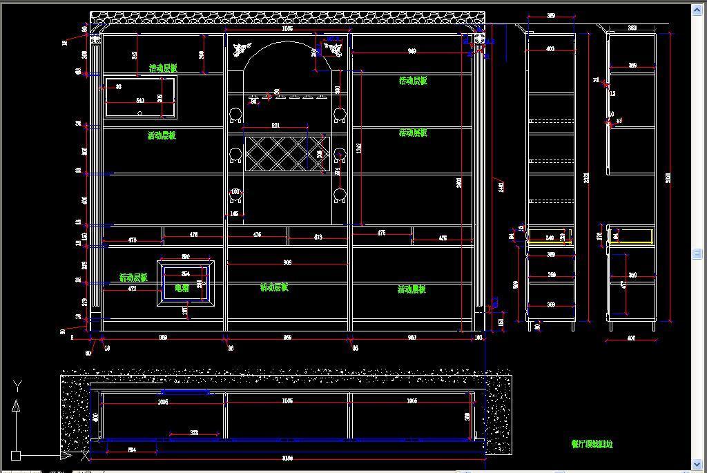 榻榻米CAD 15988694 CAD图纸
