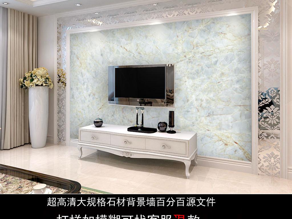 2016简约大气背景墙现代简约客厅背景墙图片13
