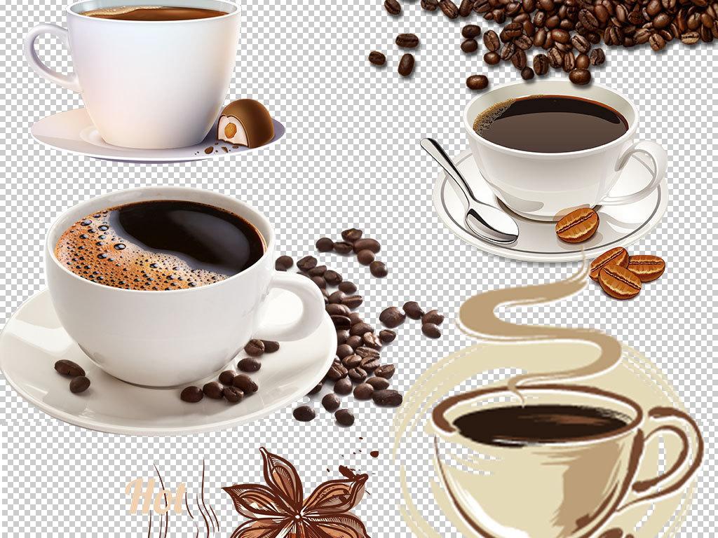 咖啡香味热气设计元素ps海报素材我图网图库卡通人物卡通背景卡通动物