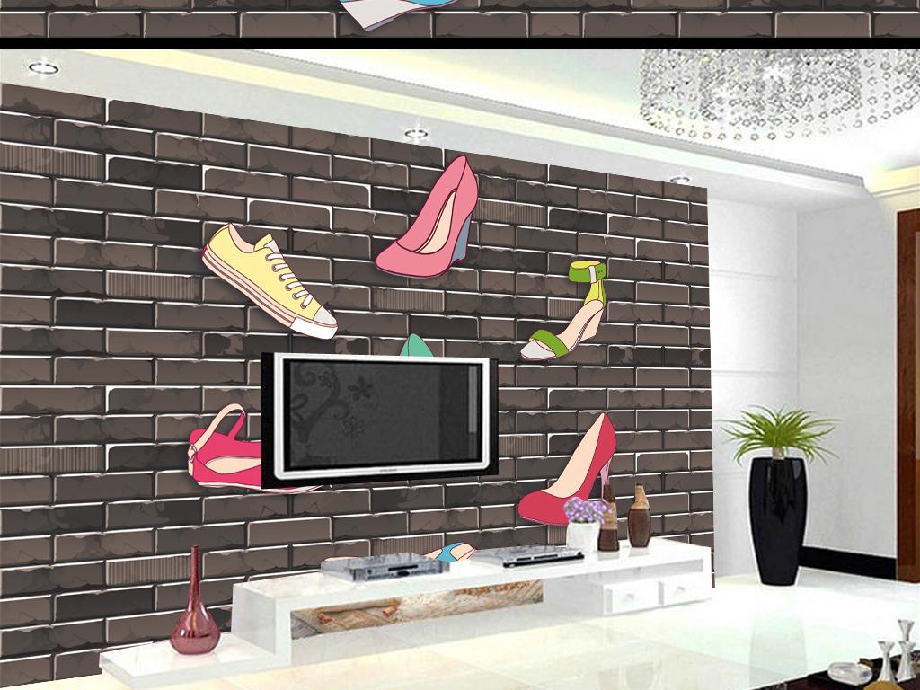 3D立体画-手绘艺术墙-墙体彩绘怎么让家变得温馨有... _天涯社区