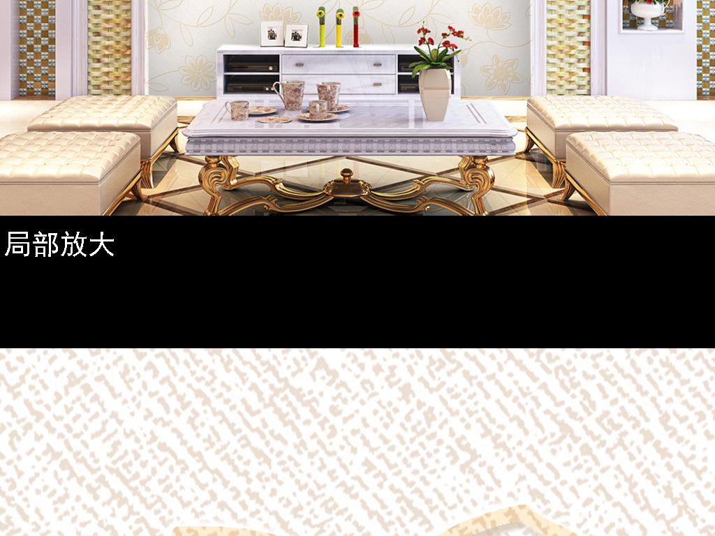 背景墙微晶石背景墙简约欧式简约高清高清欧式3d贴图