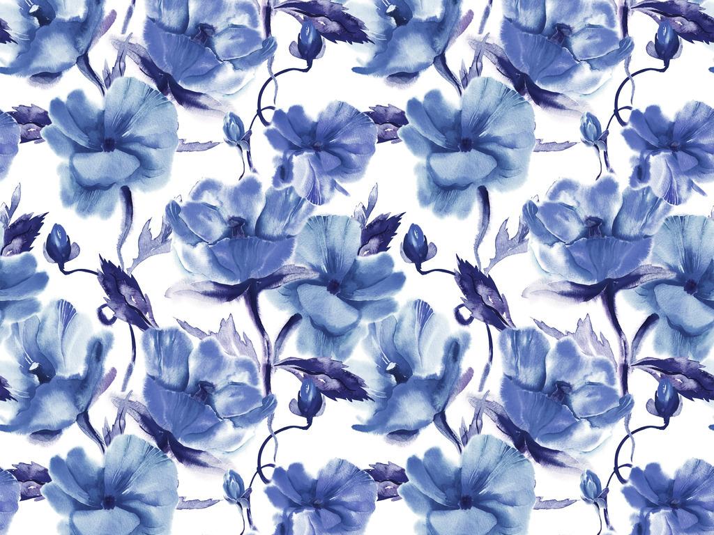 2016水彩花卉