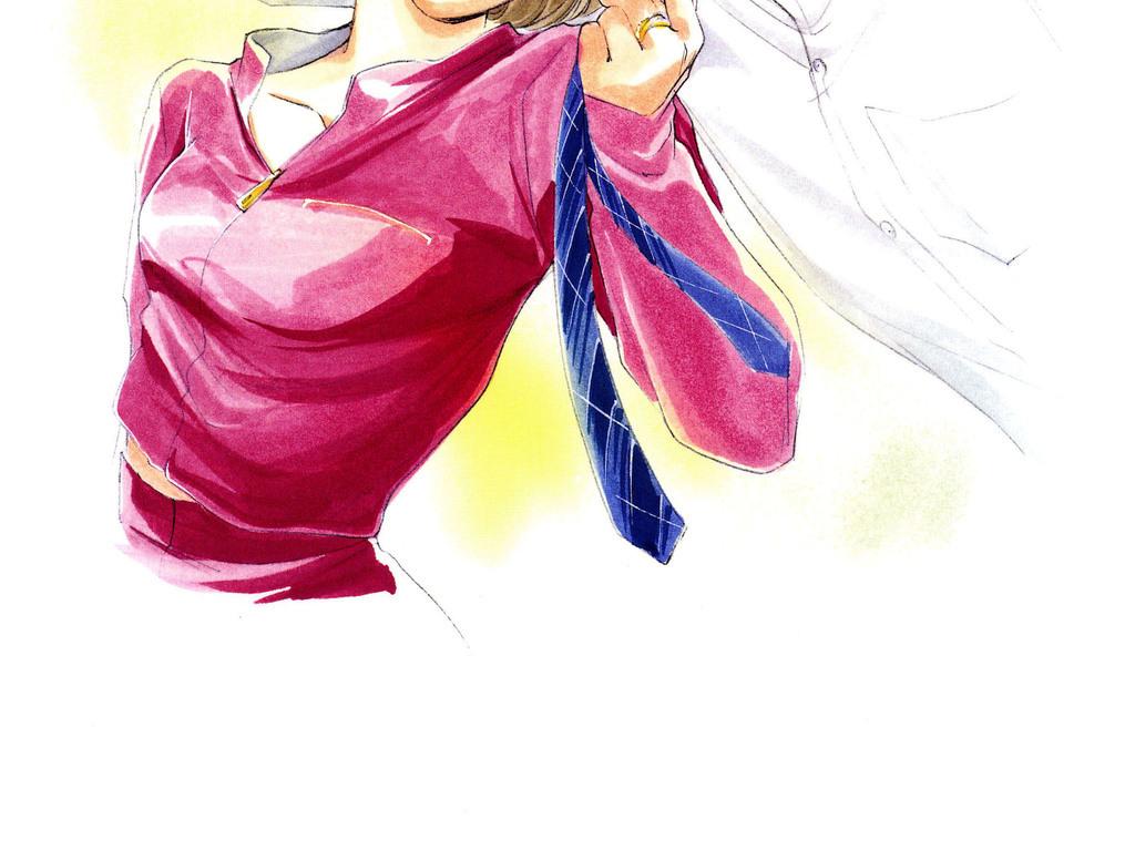 插图手绘人物插画游戏美术漫画插图漫画4韩国插图安全漫画插图漫画