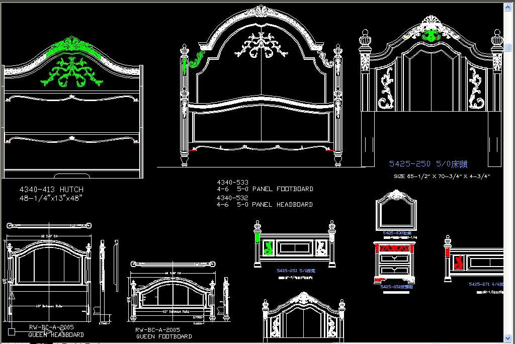 欧式家具设计图库(图片编号:16005041)