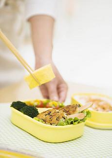 早餐<strong>便当</strong>健康美食营养食品餐桌餐饮