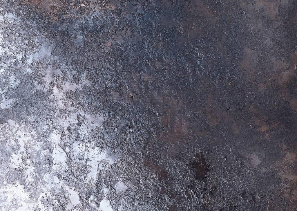 破旧地面材质金属贴图铁板生锈变形