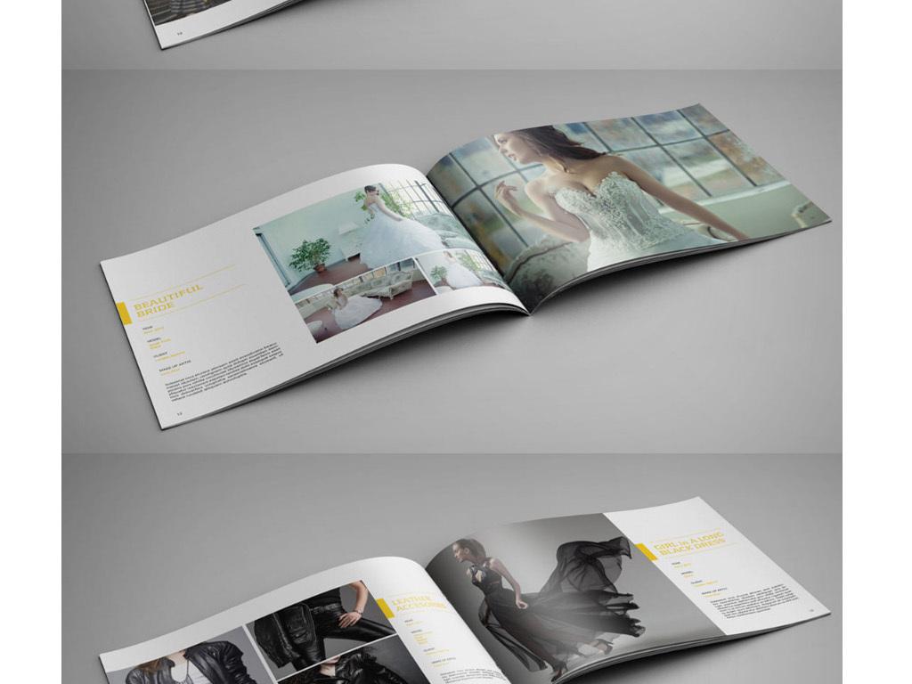 艺术设计环艺设计平面设计企业画册毕业设计作品相册集画册版式设计图片