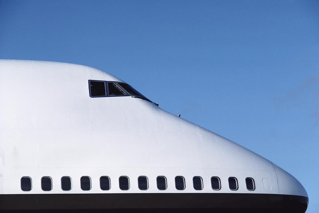 小型飞机航空交通客机客运交通运输