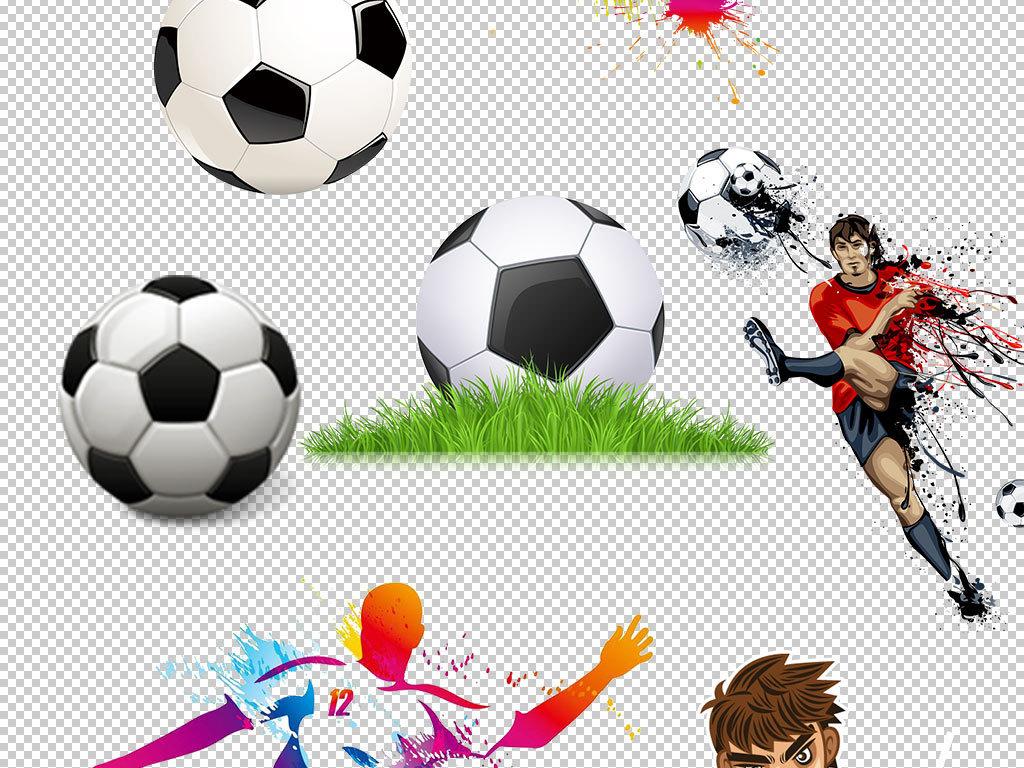 足球运动人物海报png素材图片设计_高清模板下载(6.59图片