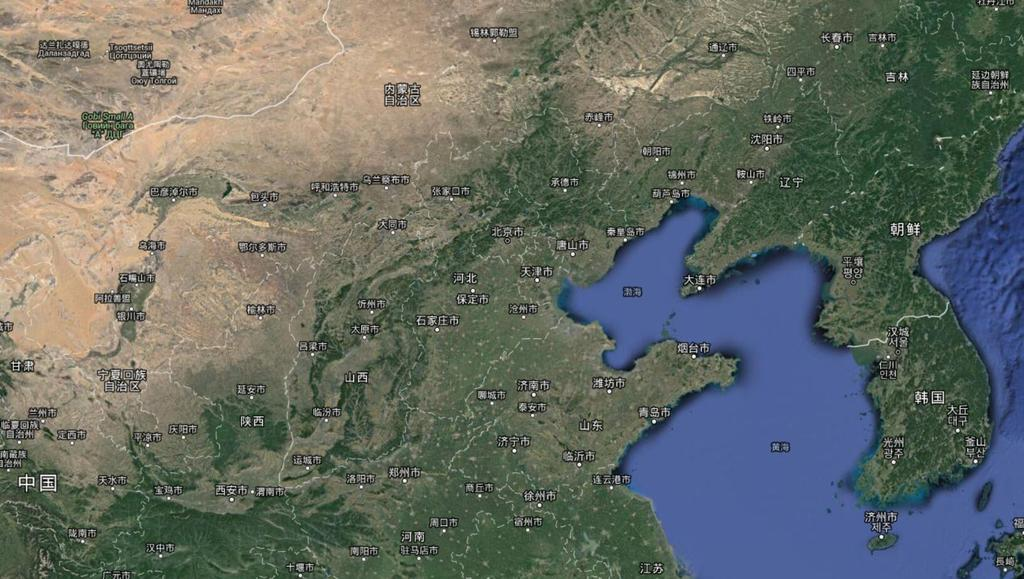 世界地图超高清卫星地图 地名分层