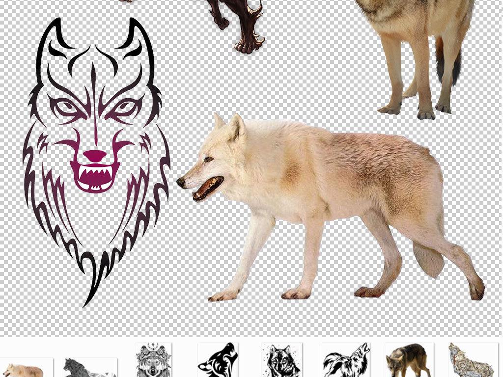 手绘狼人                                  狼狗狼人狼人素材狼人