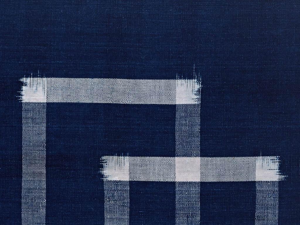 刺绣编织黑布                                  牛仔布织布