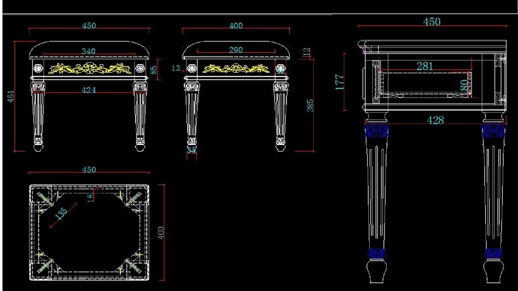 壁炉结构原理图