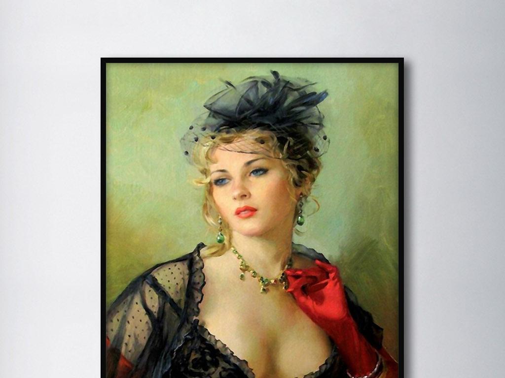 淑女古典美女古代美女韩国美女艺术图片裸美女全裸