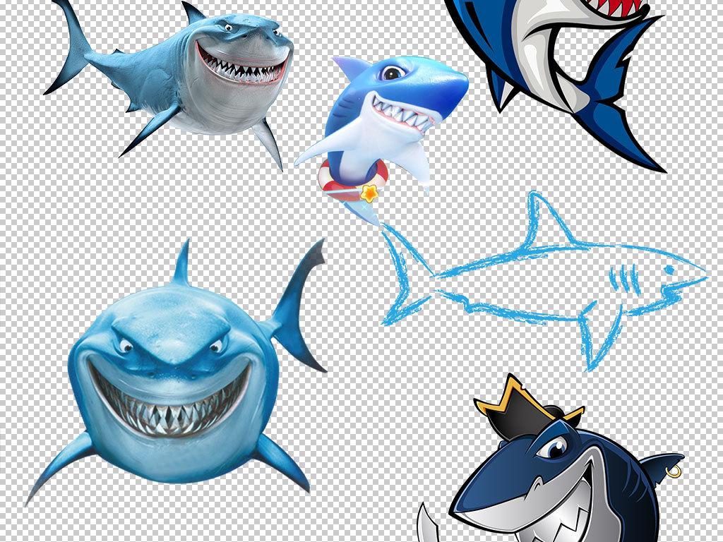 鲨鱼素材动物图片素材卡通卡通小动物卡通动物素材动物卡通卡通动物熊