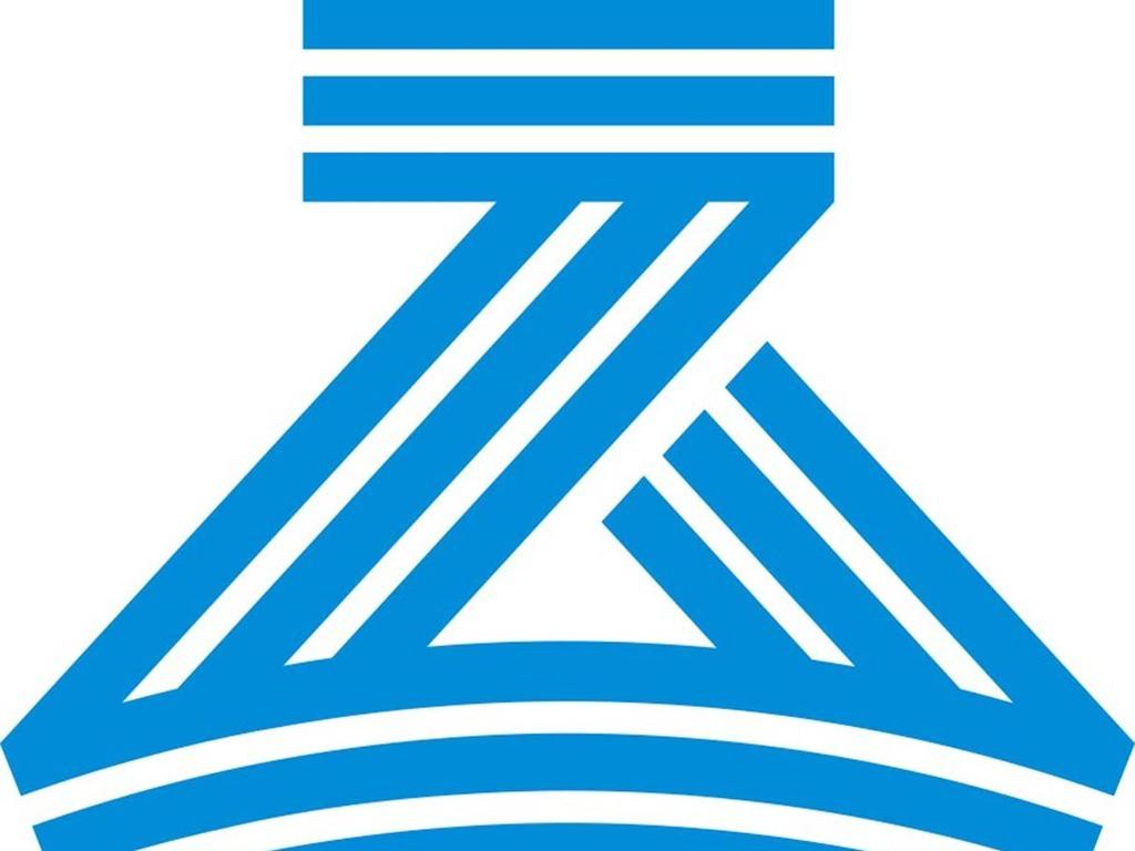 z字头变形折角造型logo图案设计模版图片
