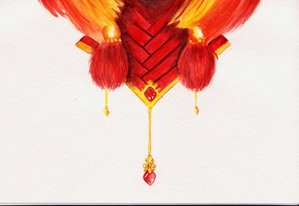 文艺插画动漫水彩创意手绘卡通卡通手绘人像手绘水彩水彩手绘创意手绘