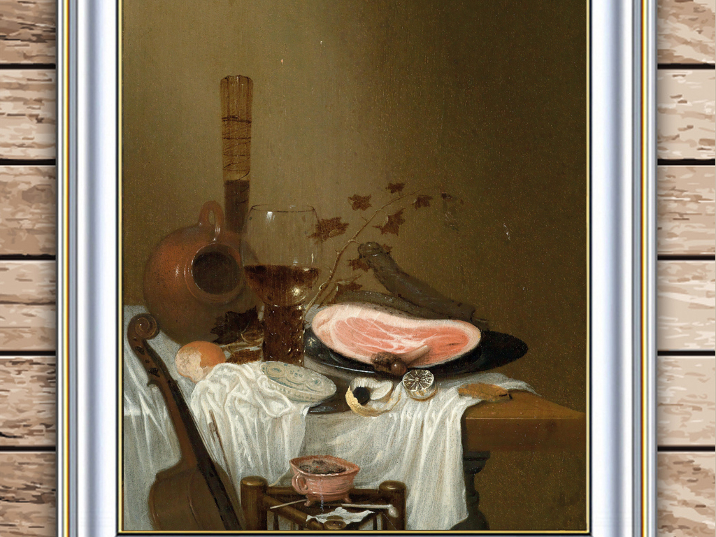 手绘复古艺术创作欧式古典静物装饰画古典装饰画古典欧式欧式艺术北欧