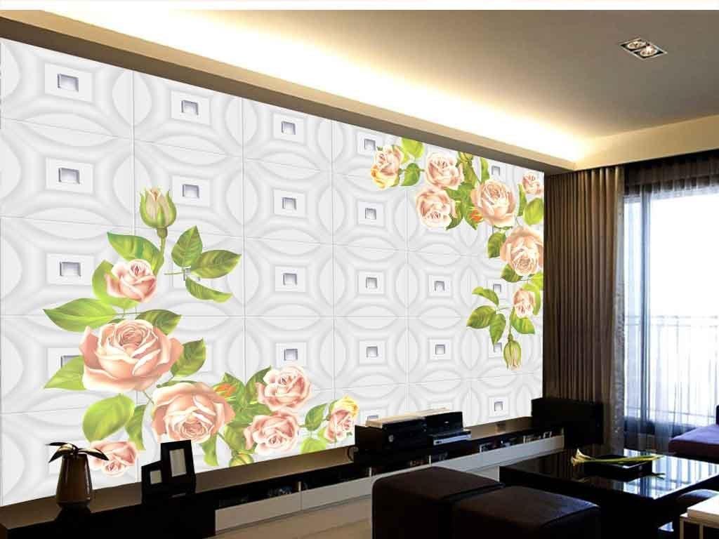 欧式电视背景墙