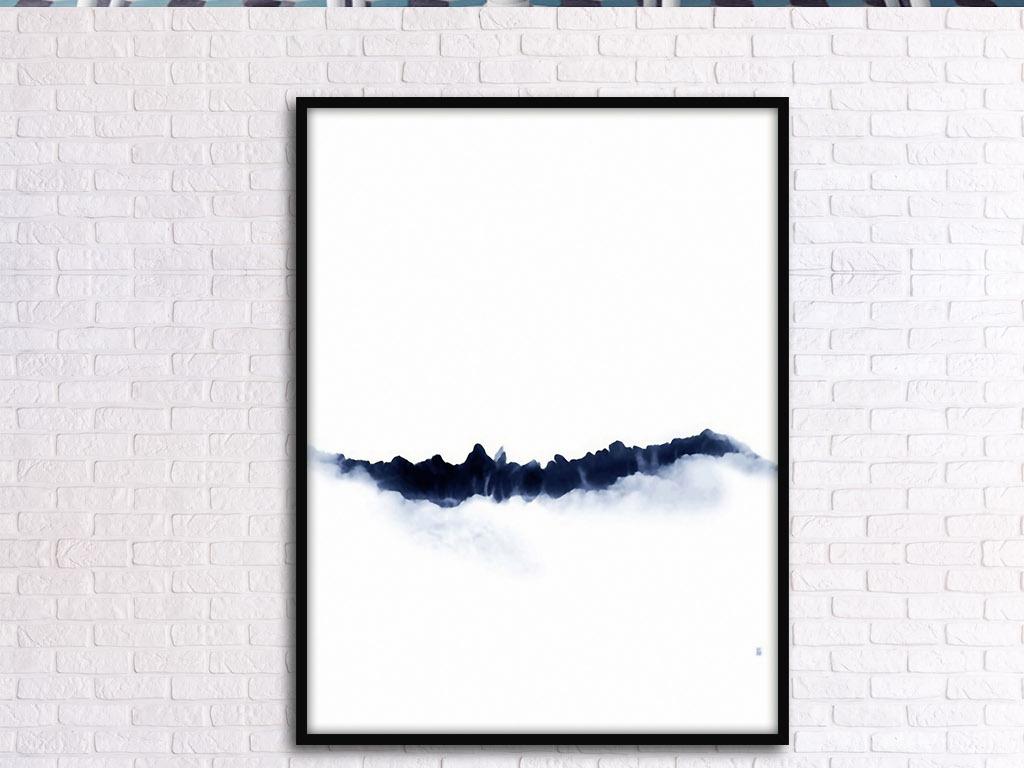 tif不分层)                                  山水欧式欧美北欧美式图片