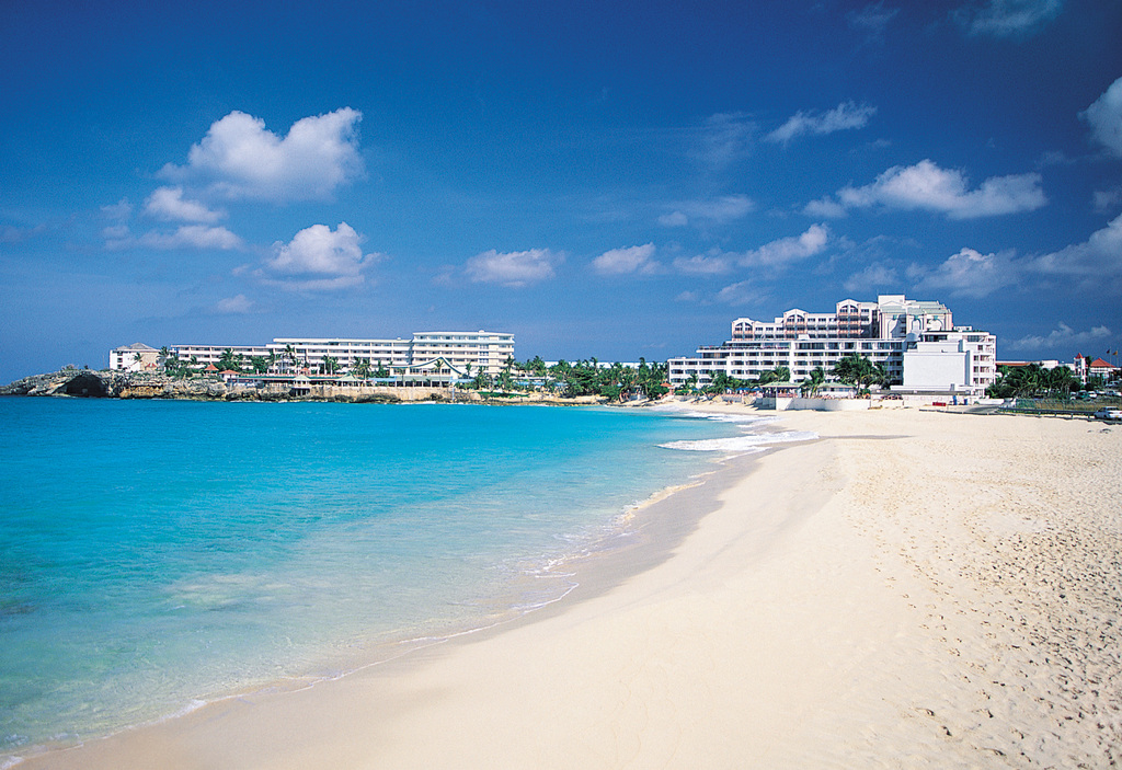 海边风景海岛旅游观光渡假海滩大海