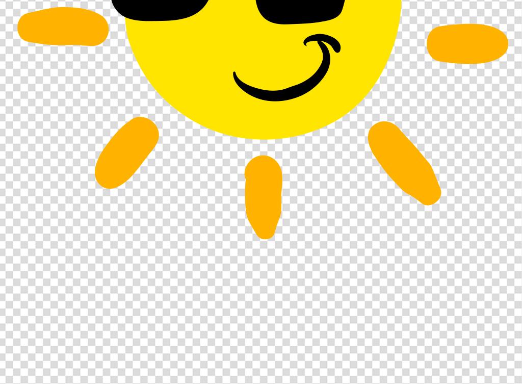 太阳卡通图                                  卡通太阳花卡通