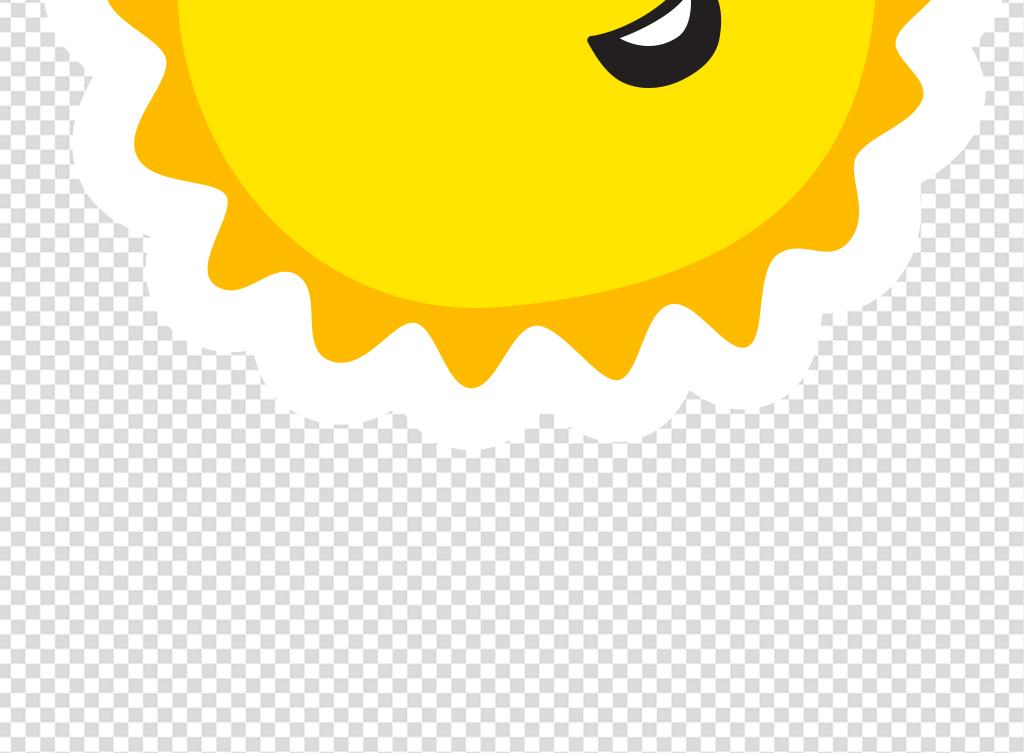 太阳                                  卡通太阳花卡通