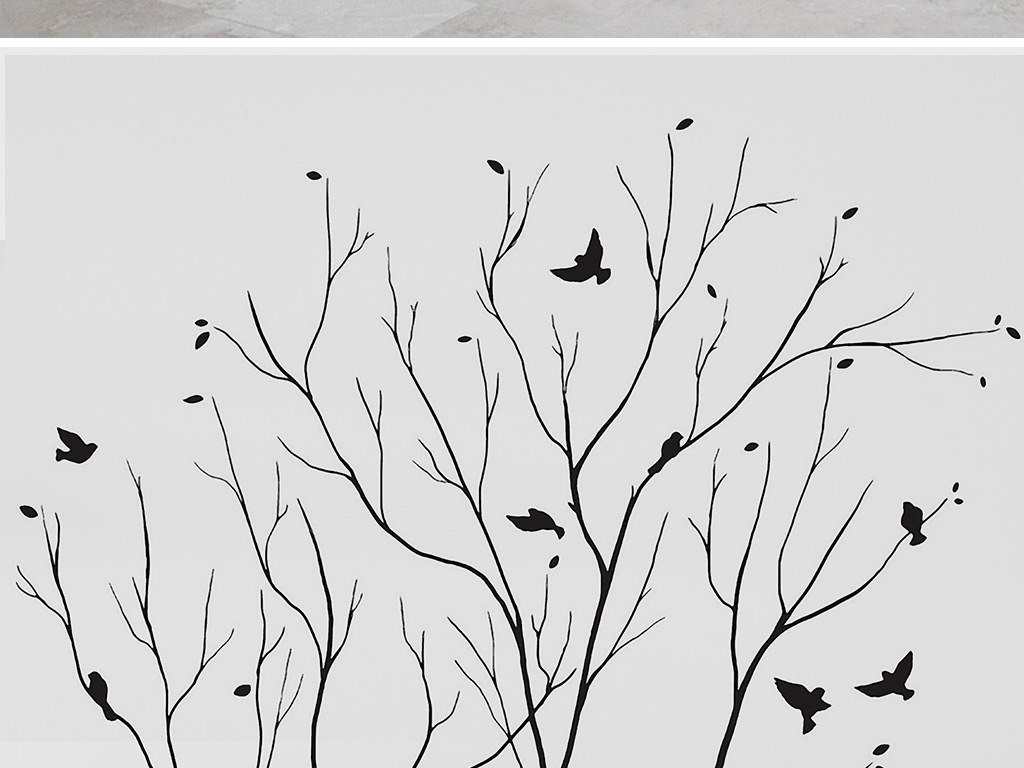 design 简约线条背景素材 简约黑白线条素材   简约简洁ppt模板下载图片