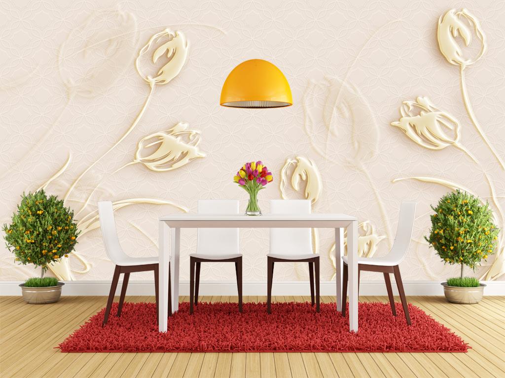 壁纸壁画装饰画电视客厅卧室沙发背景墙