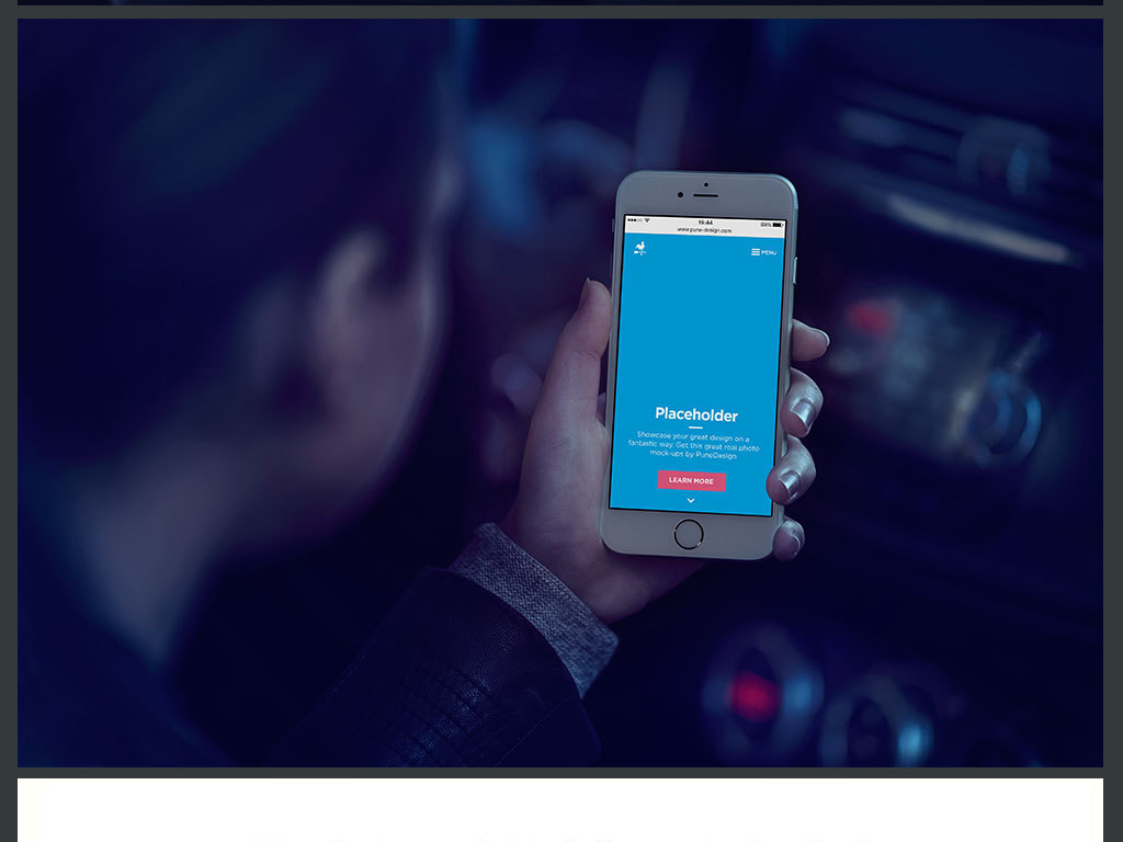 高端iphone7界面展示苹果手机样机