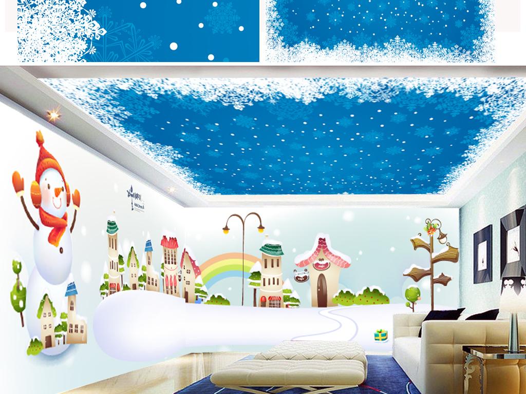 简单手绘小孩房子