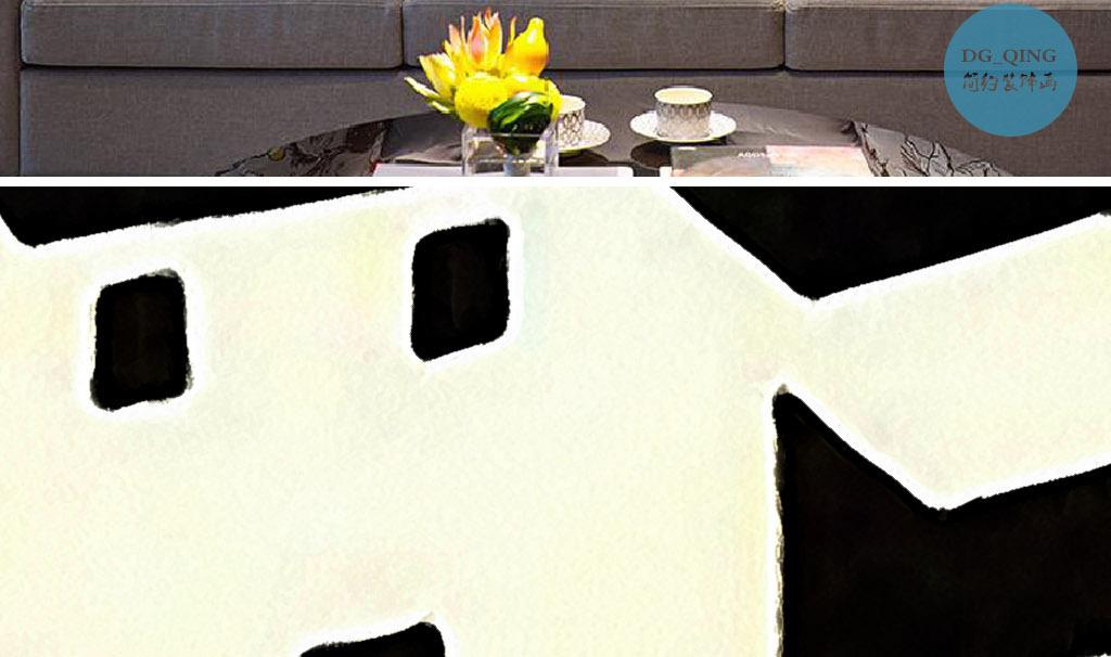 手绘简约欧式手绘黑白现代手绘黑白手绘欧洲手绘卡通房子卡通小房子