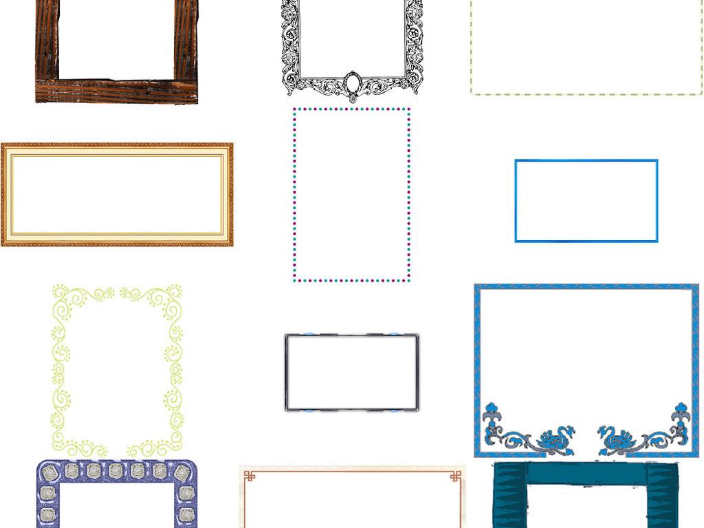 ppt 背景 背景图片 边框 户型 户型图 模板 平面图 设计 相框 1024