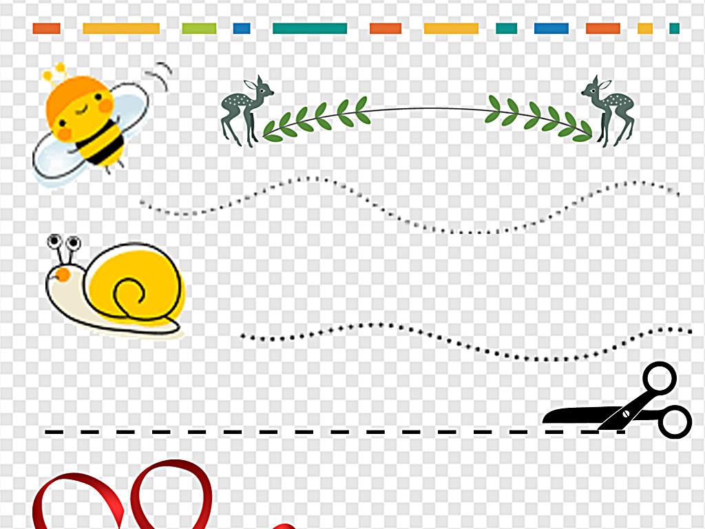 p怎样准确画出分割线图片