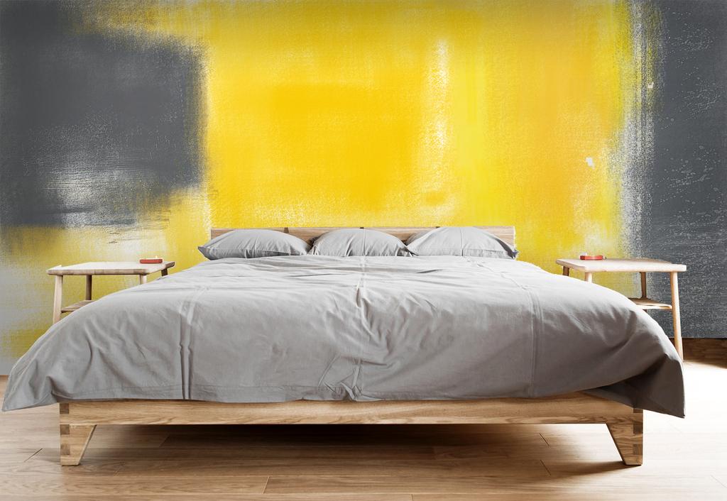 设计作品简介: 北欧手绘简约背景墙 位图, cmyk格式高清大图,使用软件