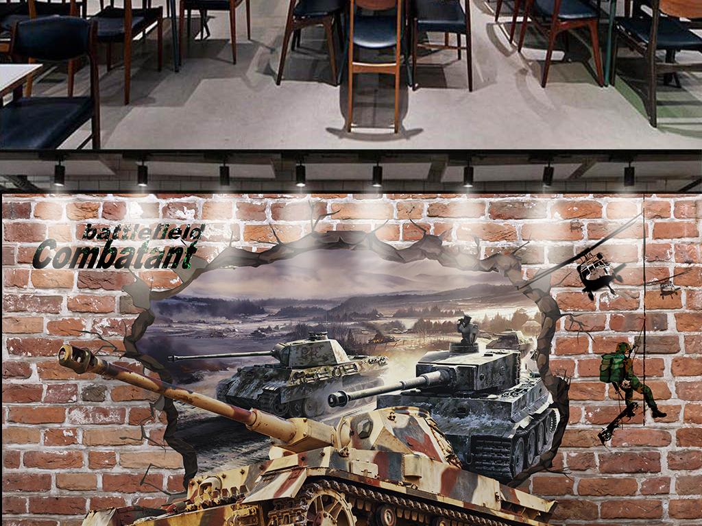 砖墙背景客厅移门效果图客厅电视背景墙图片客厅效果