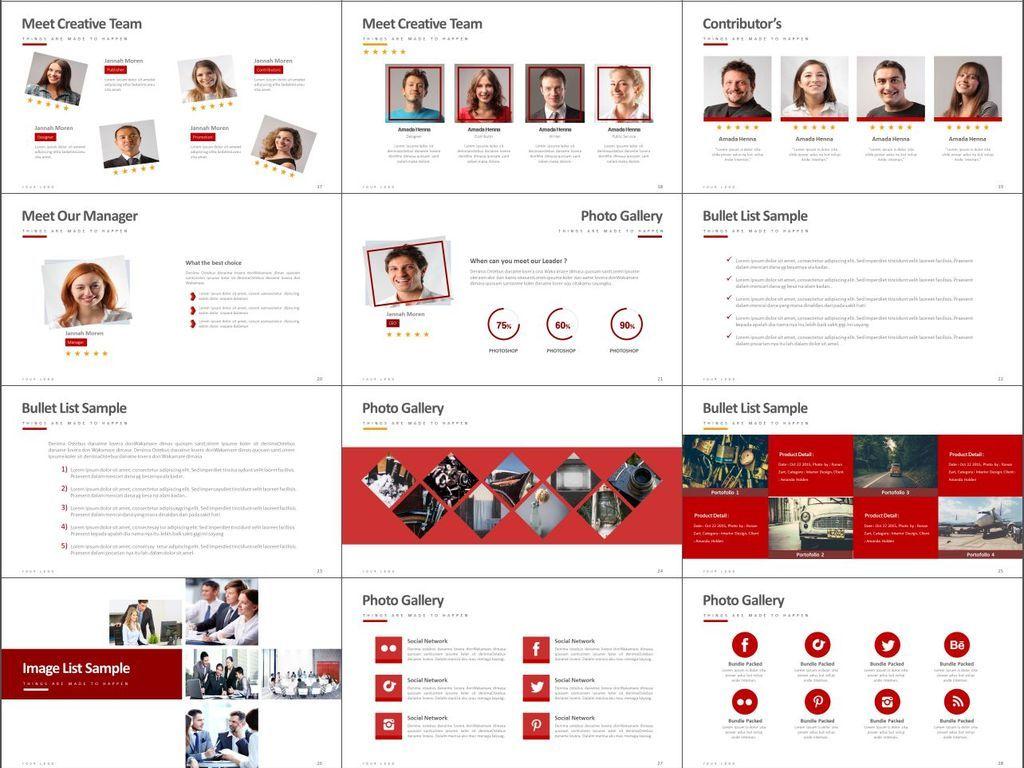 模板 工作总结ppt > 团队介绍服务推广成功案例汇报